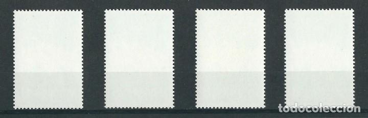 Sellos: SELLOS ANDORRA 1972 EDIFIL 72** EUROPA CEPT 4 VALORES - Foto 2 - 151118038