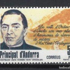 Briefmarken - ANDORRA - SELLO NUEVO MNH** - 152993194