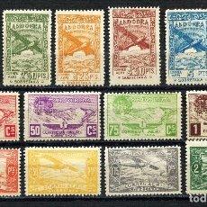 Francobolli: ANDORRA, SELLO, PAISAJES, CORREO AÉREO, NO EXPEDIDOS, 1932, ANDORRE STAMP. Lote 161002546