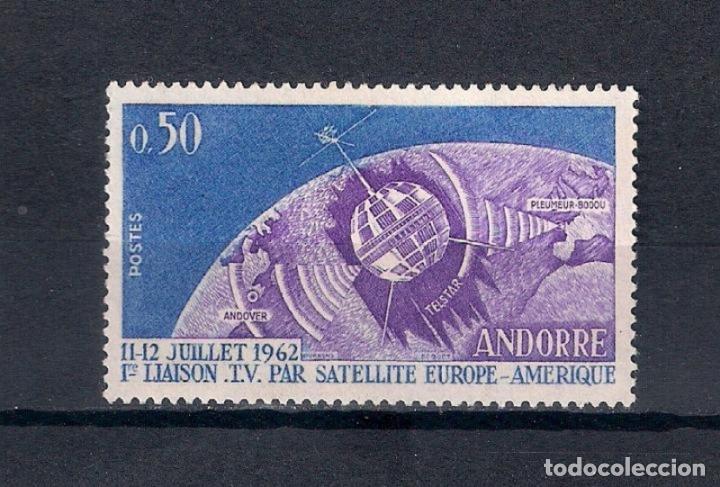 ANDORRA FRANCESA 1962 ** NUEVOS EDIFIL 185 - 5/27 (Sellos - Extranjero - Europa - Andorra)