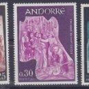 Sellos: ANDORRA FRANCESA 1967 ** NUEVO - 5/28. Lote 164902990