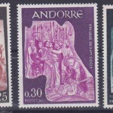 Briefmarken - ANDORRA FRANCESA 1967 ** NUEVO - 5/28 - 164902990