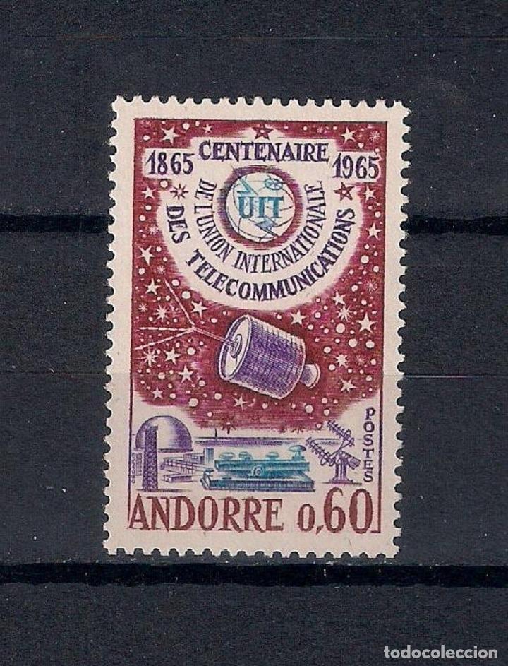 ANDORRA FRANCESA 1965 ** NUEVO - 5/28 (Sellos - Extranjero - Europa - Andorra)