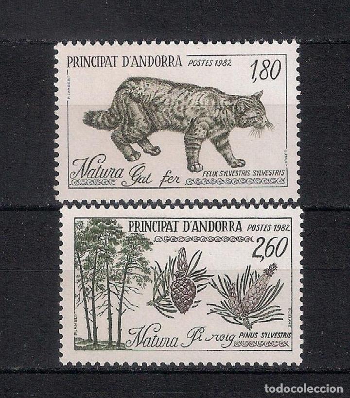 ANDORRA FRANCESA 1982 ** NUEVO - 5/28 (Sellos - Extranjero - Europa - Andorra)