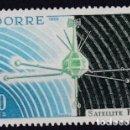 Sellos: ANDORRA FRANCESA 1966 ** NUEVO - 5/28. Lote 164903410