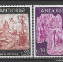 Sellos: ANDORRA FRANCESA 1967 ** NUEVO - 6/5. Lote 168997572