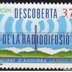 Sellos: SELLO NUEVO DE ANDORRA FRANCESA, YT 445. Lote 188807735