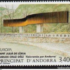 Sellos: SELLO NUEVO DE ANDORRA FRANCESA, YT 431. Lote 188807762