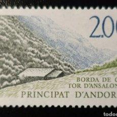Sellos: ANDORRA FRANCESA N°372 MNH (FOTOGRAFÍA REAL). Lote 199666063