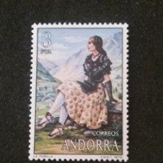 Sellos: ANDORRA, 3 PTAS, TRADICIONES, AÑO1979, SIN USAR.. Lote 213011530