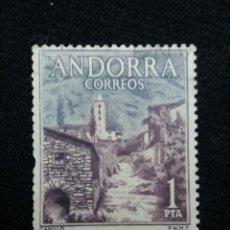 Sellos: ANDORRA, 1 PTAS, AÑO,1948, SIN USAR.. Lote 213014380