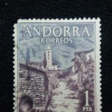 Sellos: ANDORRA, 1 PTAS, AÑO,1948, SIN USAR.. Lote 213014493