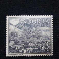 Sellos: ANDORRA, 3 PTAS, ADORRA LA VIEJA, AÑO,1963, SIN USAR.. Lote 213014725