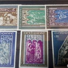 Sellos: SELLOS CON GOMA ORIGINAL DE ANDORRA W003. Lote 214100745