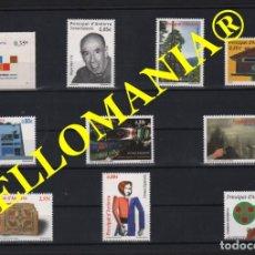 Sellos: ANDORRA ESPAÑOLA AÑO 2011 COMPLETO EN NUEVO SIN CHARNELA MNH ** TC23871. Lote 218781143