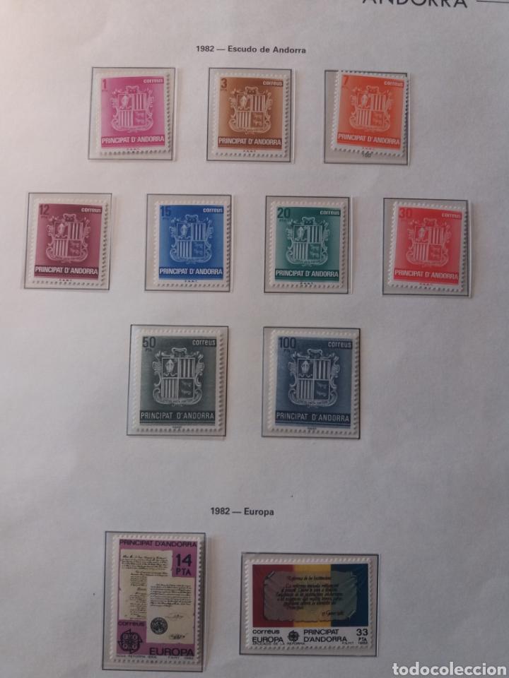 Sellos: Álbum Andorra 1977-2000 - Foto 6 - 219713255