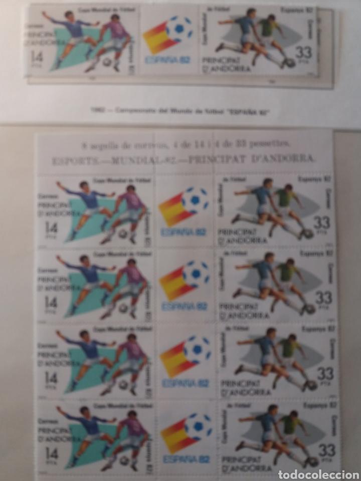 Sellos: Álbum Andorra 1977-2000 - Foto 7 - 219713255