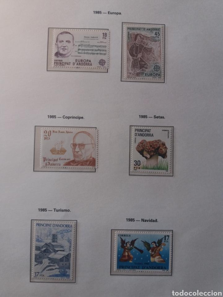 Sellos: Álbum Andorra 1977-2000 - Foto 11 - 219713255