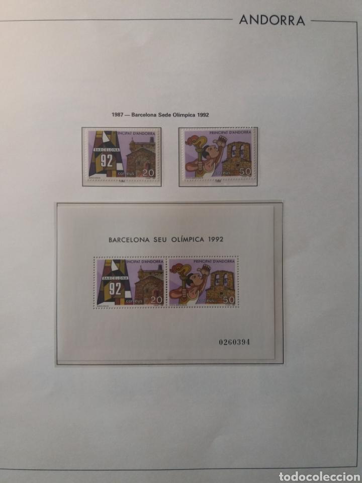 Sellos: Álbum Andorra 1977-2000 - Foto 14 - 219713255
