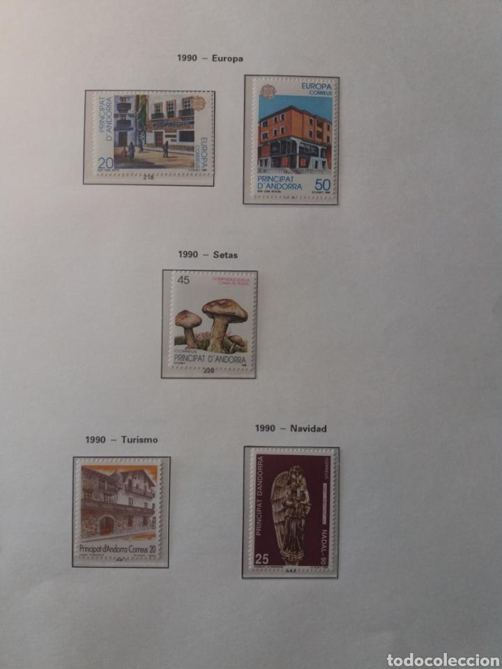 Sellos: Álbum Andorra 1977-2000 - Foto 17 - 219713255