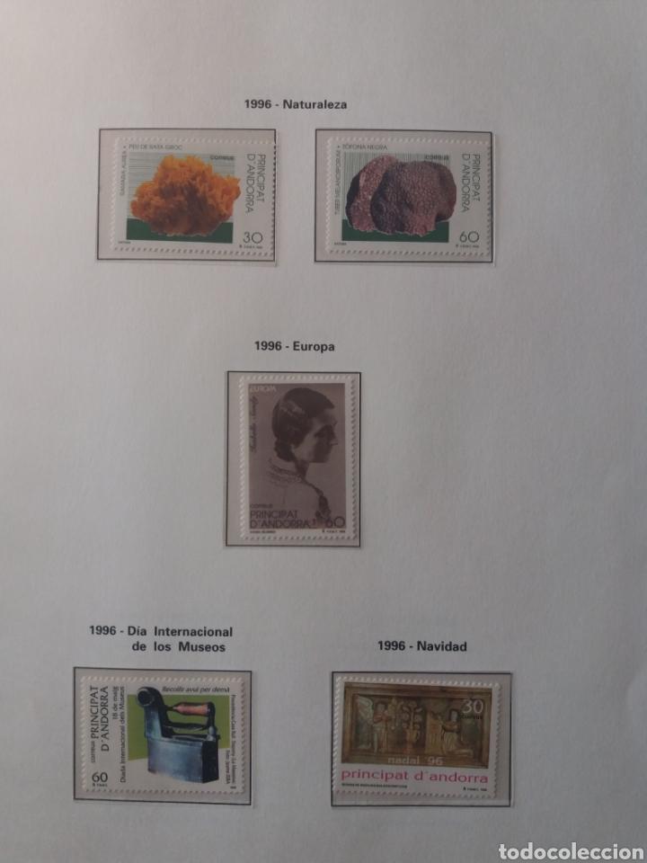 Sellos: Álbum Andorra 1977-2000 - Foto 23 - 219713255