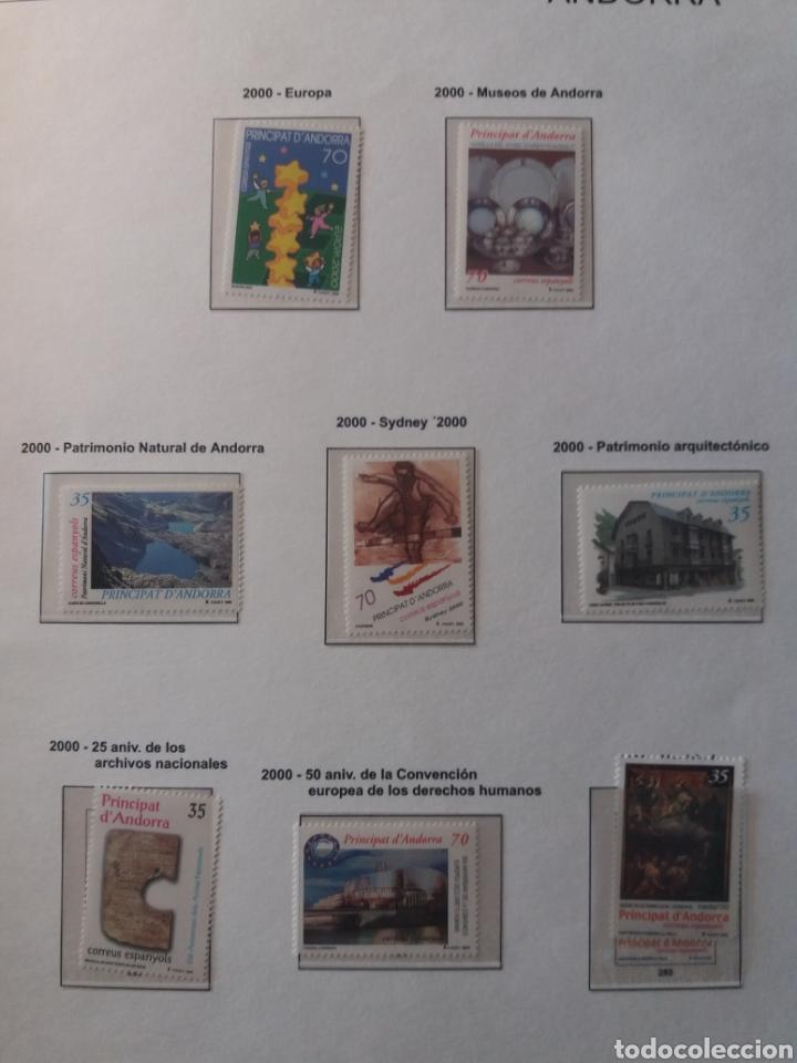Sellos: Álbum Andorra 1977-2000 - Foto 27 - 219713255