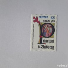 Sellos: ANDORRA ESPAÑOLA AÑO 1993 Nº 239 SERIE NUEVA. Lote 220727067