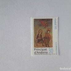 Sellos: ANDORRA ESPAÑOLA AÑO 1995 Nº 249 SERIE NUEVA. Lote 220832596