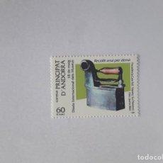Sellos: ANDORRA ESPAÑOLA AÑO 1996 Nº 254 SERIE NUEVA. Lote 220832735