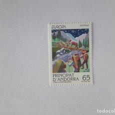 Sellos: ANDORRA ESPAÑOLA AÑO 1997 Nº 258 SERIE NUEVA. Lote 220832871