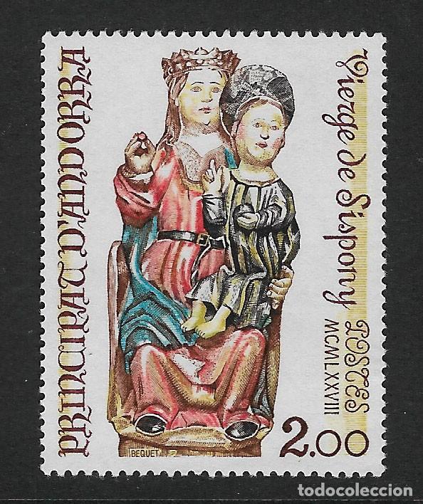 ANDORRA FRANCESA. YVERT Nº 271 NUEVO Y CON DEFECTO AL DORSO (Sellos - Extranjero - Europa - Andorra)