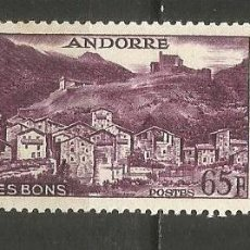 Timbres: ANDORRA FRANCESA YVERT NUM. 152A ** NUEVO SIN FIJASELLOS. Lote 222871993