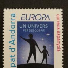 Sellos: ANDORRA N°366 MNH**EUROPA CEPT 2009 (FOTOGRAFÍA ESTÁNDAR). Lote 223475910