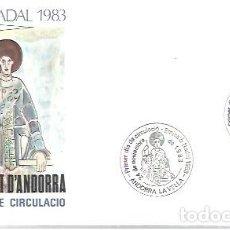 Sellos: FDC 1983. Lote 225976746