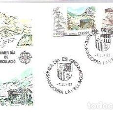 Sellos: FDC 1983. Lote 225977675