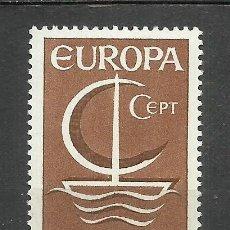 Sellos: 8135-ANDORRA FRANCESA SERIE COMPLETA EUROPA MNH** 1966 Nº 178. 4,00€. Lote 235547605