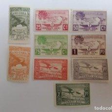 Sellos: AÑO 1932 ANDORRA ESPAÑOLA SELLOS NO EXPENDIDOS NUEVO. Lote 236369810