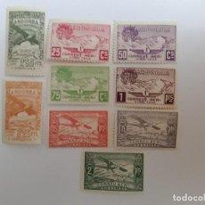 Sellos: AÑO 1932 ANDORRA ESPAÑOLA SELLOS NO EXPENDIDOS NUEVO. Lote 236369855