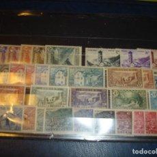 Sellos: BONITO LOTE DE SELLOS ANTIGUOS DE ANDORRA FRANCESA. Lote 238186570