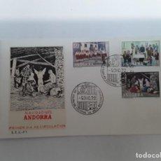Francobolli: ANDORRA ESPAÑOLA S.P.D.. Lote 241407505