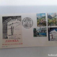Francobolli: ANDORRA ESPAÑOLA S.P.D.. Lote 241407660