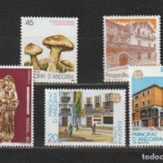 Sellos: ANDORRA ESPAÑOLA. AÑO 1990** COMPLETO. NUEVO SIN FIJASELLOS... Lote 241960865