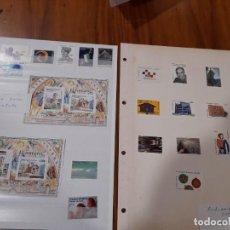 Sellos: SELLOS NUEVOS DE ANDORRA ESPAÑOLA AÑOS 2010 Y 2011, COMPLETOS. Lote 243277975
