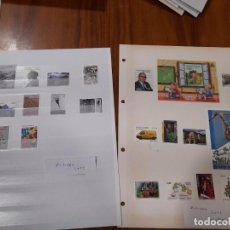 Sellos: SELLOS NUEVOS DE ANDORRA ESPAÑOLA AÑOS 2012 Y 2013, COMPLETOS. Lote 243278235