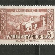 Francobolli: ANDORRA FRANCESA YVERT NUM. 88 NUEVO SIN GOMA. Lote 245092800