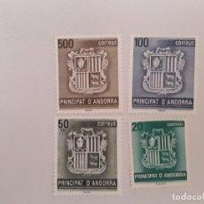 Sellos: AÑO 1988 Nº 209/12 ANDORRA E. SERIE NUEVA. Lote 246641915