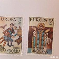 Sellos: AÑO 1975 Nº 97/98 ANDORRA E. SERIE NUEVA. Lote 246642130