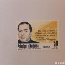Sellos: ANDORRA E. SELLO NUEVO. Lote 246642460