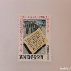 Sellos: ANDORRA E. SELLO NUEVO. Lote 246642470