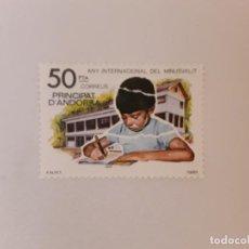 Sellos: ANDORRA E. SELLO NUEVO. Lote 246642485